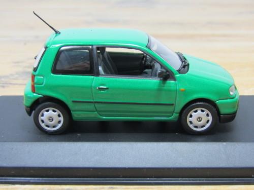 Mint 1 43 Mini Champ Seat Arosa Saloon 1997 Car Sports