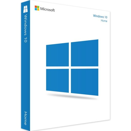 Operating Systems - Microsoft Windows 10 Home OEM Edition