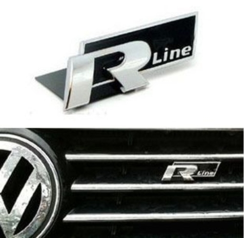 emblems vw grill emblem vw r line grill emblem was. Black Bedroom Furniture Sets. Home Design Ideas