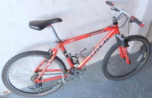 Front Suspension Mountain Bike Trek 6500 Zx Was Sold For