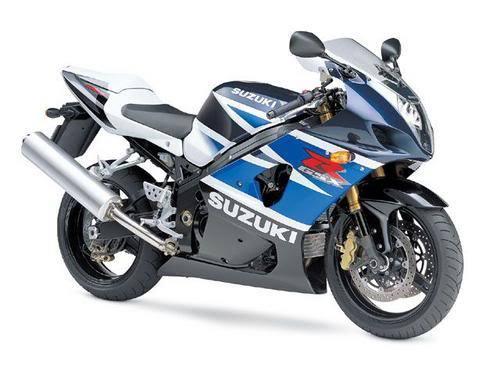 Magazines - Suzuki Gsx-r1000 2003