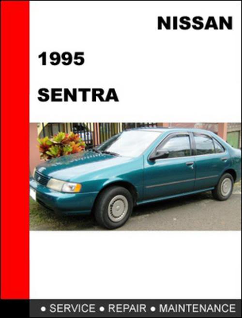 1995 nissan sentra service manual