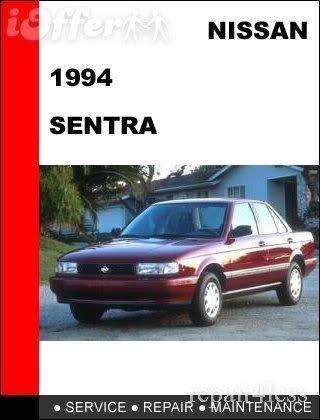 2006 nissan sentra service manual