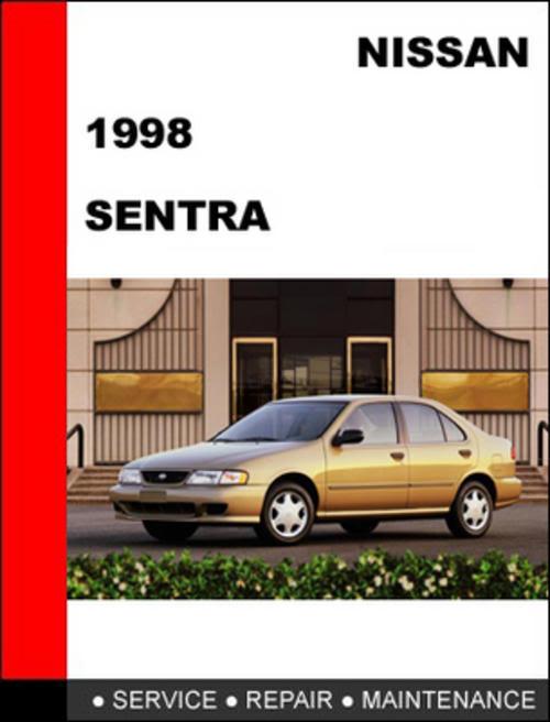 Cars Nissan Sentra 1998 Sr Engine Workshop Service border=