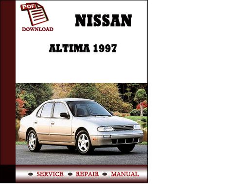 2007 altima service manual