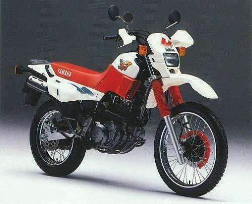 1990 yamaha yz125 manual
