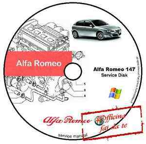 workshop manuals alfa romeo 147 e learn workshop manual