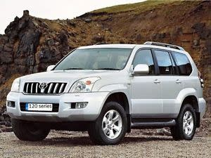 Cars - Toyota Land Cruiser Prado 120 Electrical Wiring ...