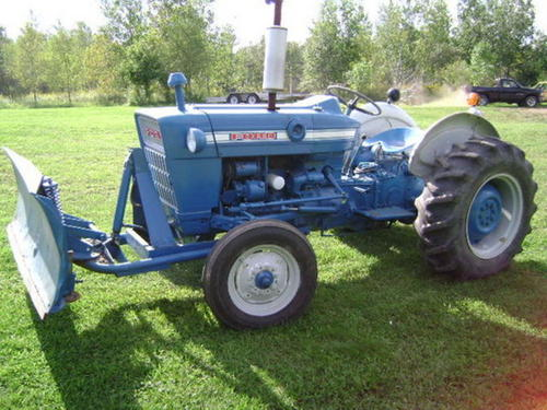 69 Ford 3000 Tractor : Workshop manuals ford tractor shop repair