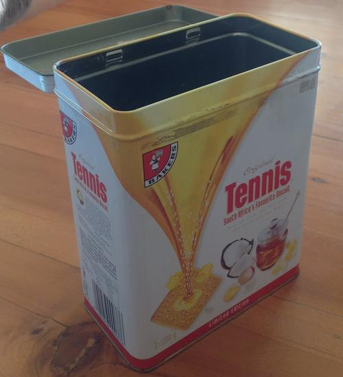how to make bakers tennis biscuits