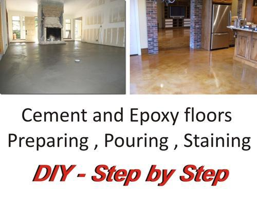 Carpet tiles flooring cement and epoxy floors diy step by wood furniture restore repair and paint techniques diy step by step solutioingenieria Choice Image