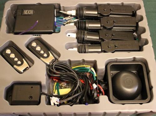 car alarms car alarm central locking kit nexon was. Black Bedroom Furniture Sets. Home Design Ideas