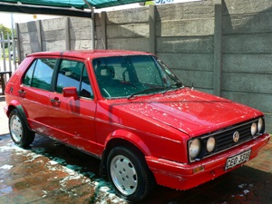 Volkswagen - 1991 Volkswagen Citi Golf 1.8 CTi was listed for R24,995.00 on 20 Nov at 08:31 by ...
