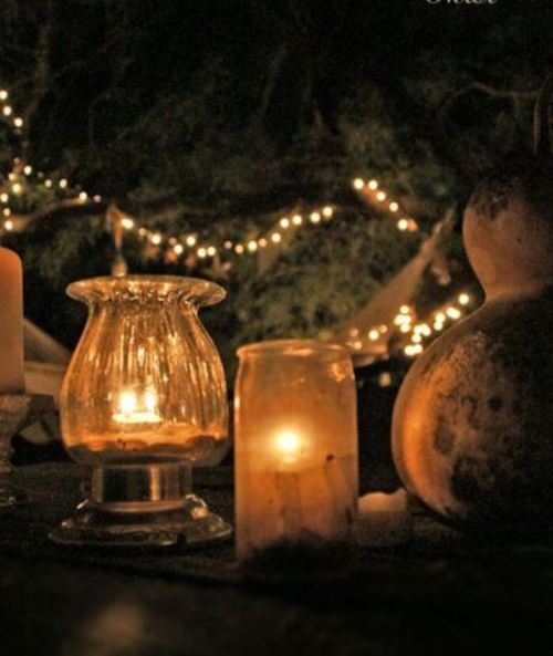 Fairy Lights Festive Party