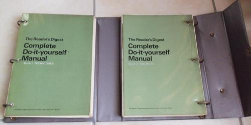 Reference readers digest complete do it yourself manual was please contact the seller if you have any queries or want more photos solutioingenieria Image collections