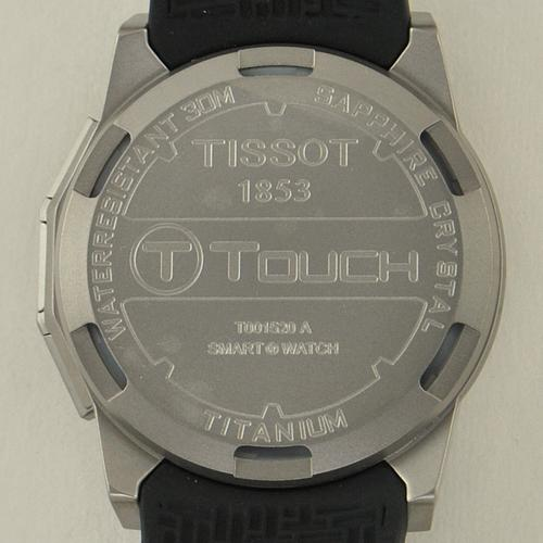 tissot sea t touch manual
