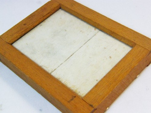 Frames - Vintage Eastman Kodak contact printing frame for 2 1/2 x 3 ...