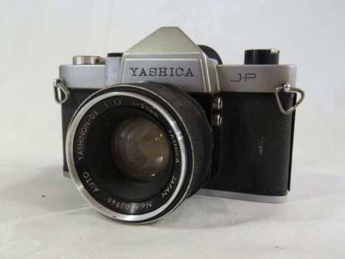 Vintage Yashica JP Mechanical 35mm SLR Camera with Yashinon-DX 1:1.7 f=50mm lens
