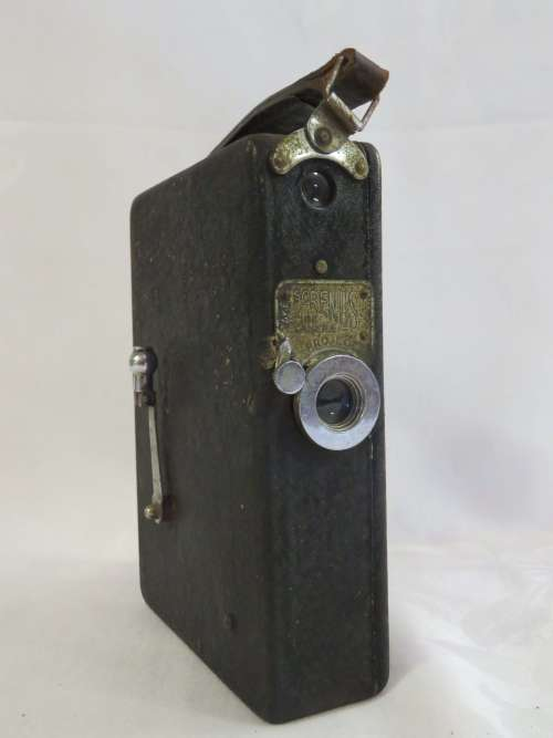 Screnus all in one 9.5mm cine camera - some missing screws