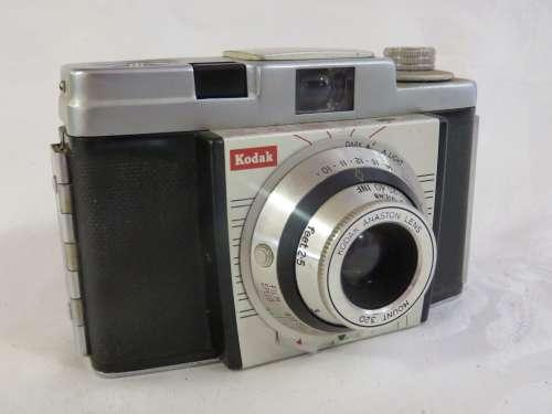 Kodak Colorsnap 35 camera with Anaston lens