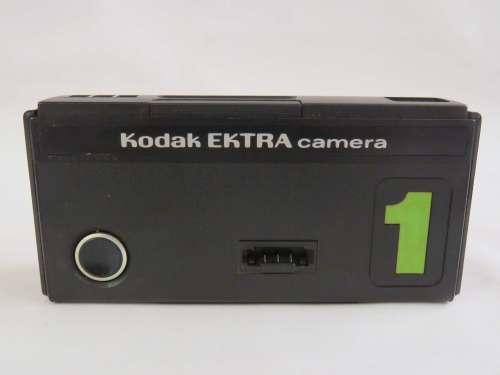 Kodak Ektra camera 1