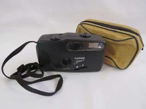 Vintage Kalimar Spirit F 35m camera - Not working