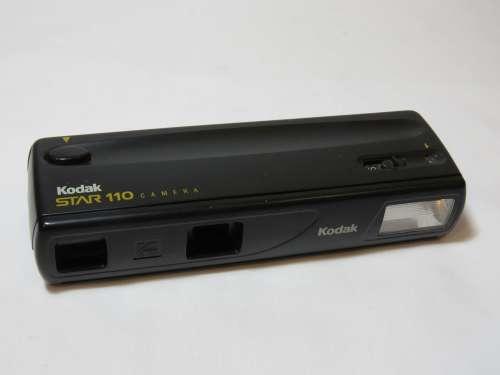Kodak Eastman star 110 camera