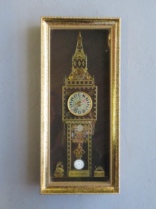 Cuckoo Amp Wall Clocks Big Ben London Horological Collage