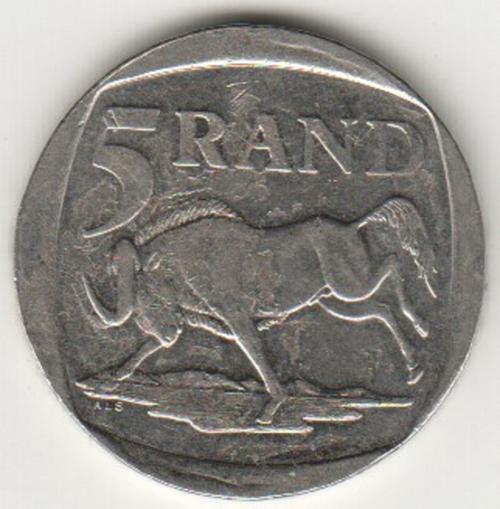 2000 R5 2000 Rsa Mandela R5 Coin As Per Photo Was Sold