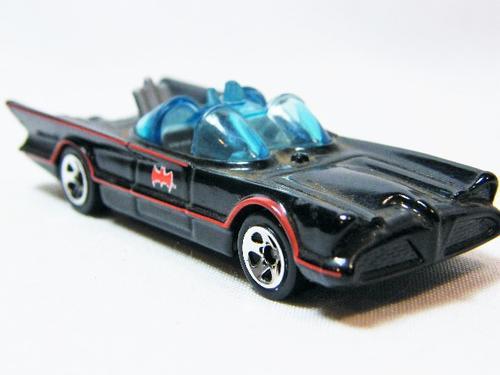 Models Hot Wheels Dc Comics S06 Batmobile Car As Per