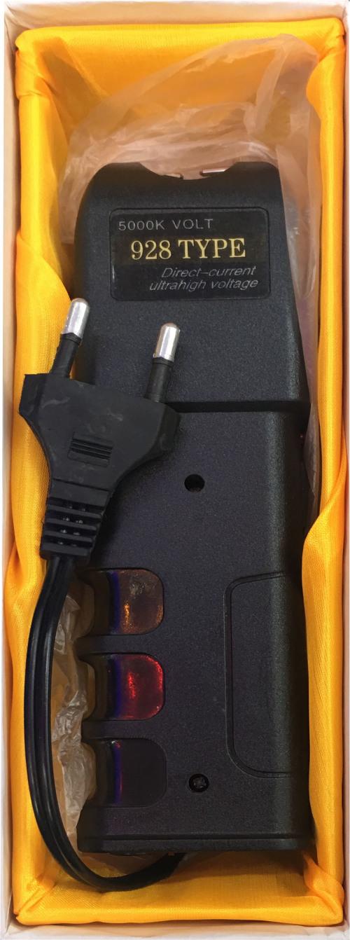 Other Electronics - Stun Gun / Taser / Shocker 928 + LED Flashlight