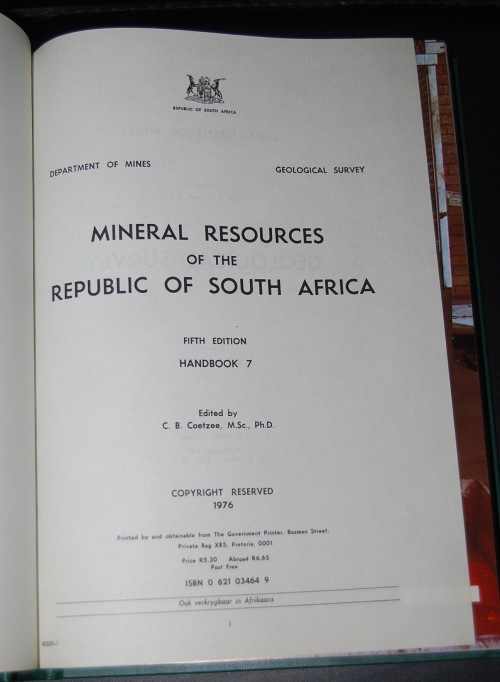 Mineral industry of Africa