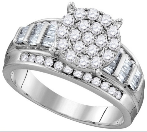 Diamond Rings For Sale Durban: **SHOWSTOPPER [R51948]** INVISIBLE