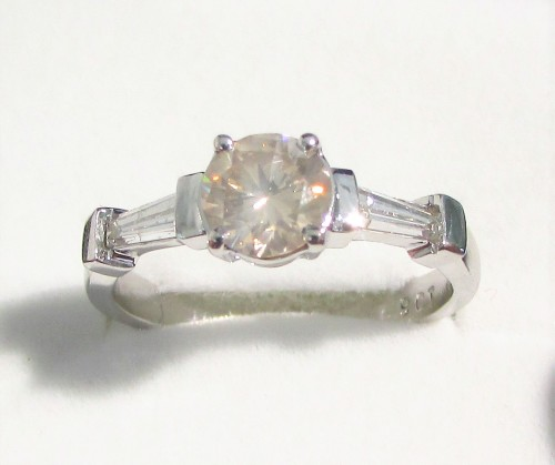 Diamond Rings For Sale Durban: **BRILLIANT DEAL [R51639]** ROUND