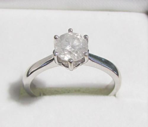 Diamond Rings For Sale Durban: **BARGAIN BUY** ROUND CUT [0.800ct
