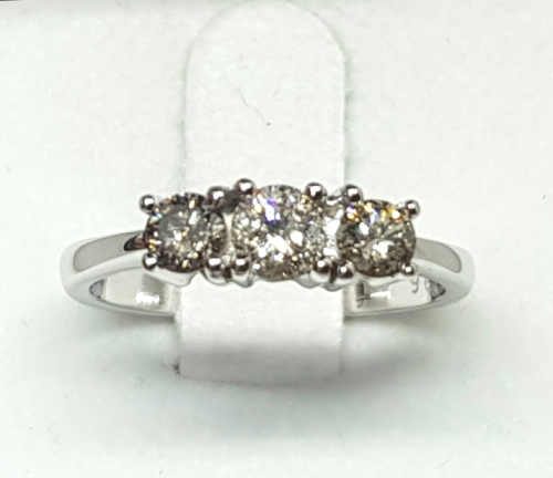 Diamond Rings For Sale Durban: **ONCE OFF PIECE [R30639]** ROUND CUT