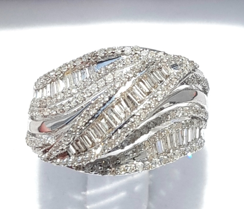 Diamond Rings For Sale Durban: **ULTRA SPARKLY [R51623]** ROUND