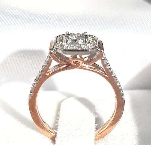 Diamond Rings For Sale Durban: **ONCE-OFF [R41152]** PRINCESS DESIGNER