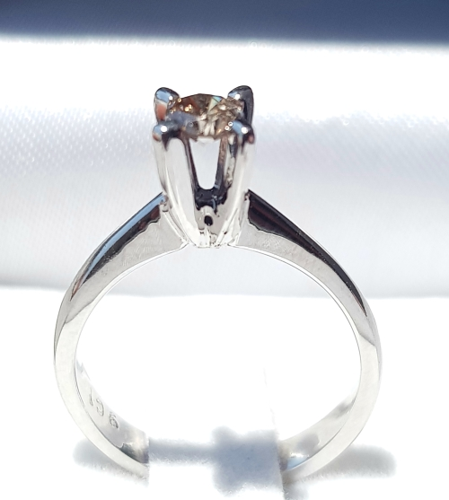 Diamond Rings For Sale Durban: Engagement Rings - **BARGAIN BUY** FIERY ROUND CUT