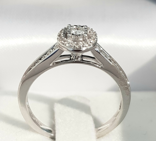 Diamond Rings For Sale Durban: Engagement Rings - **HALO DESIGN
