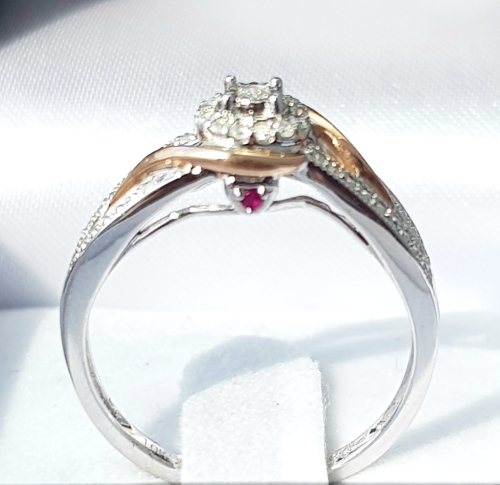Diamond Rings For Sale Durban: Engagement Rings - **SUPERB TWO TONE