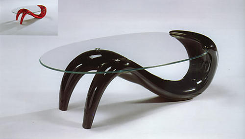 Phenomenal Coffee Table Modern Oval Glass Ocoug Best Dining Table And Chair Ideas Images Ocougorg