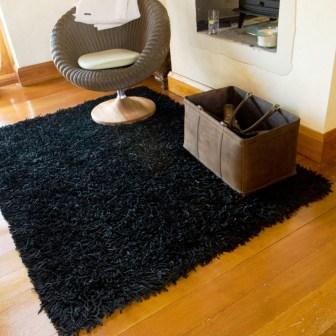 Rugs Amp Carpets Stylish 100 Suede Leather Shaggy Rugs