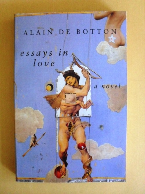 essays in love alain Written by alain de botton, narrated by james wilby download and keep this book for free with a 30 day trial.