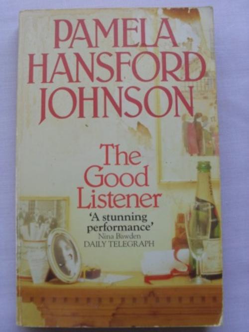 General Fiction The Good Listener Pamela Hansford border=