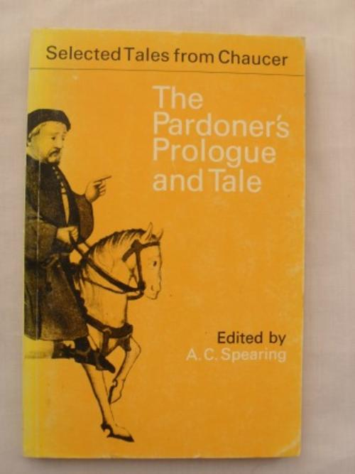 transformation the pardoners tale and a The pardoner's hyprocrisy of his subjectivity  2 critical response to the pardoner, his tale,  and transformation: a reading of the pardoner's.