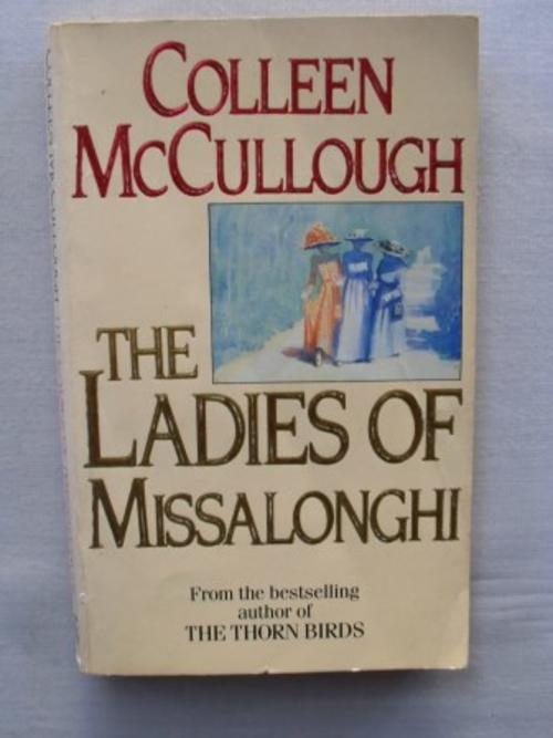 a comparison of missy and alicia in the laides of missalonghi by colleen mccullough A comparison of missy and alicia in the laides of missalonghi by colleen mccullough consumer spending is down mistaken identity in the taming of the shrew by william.