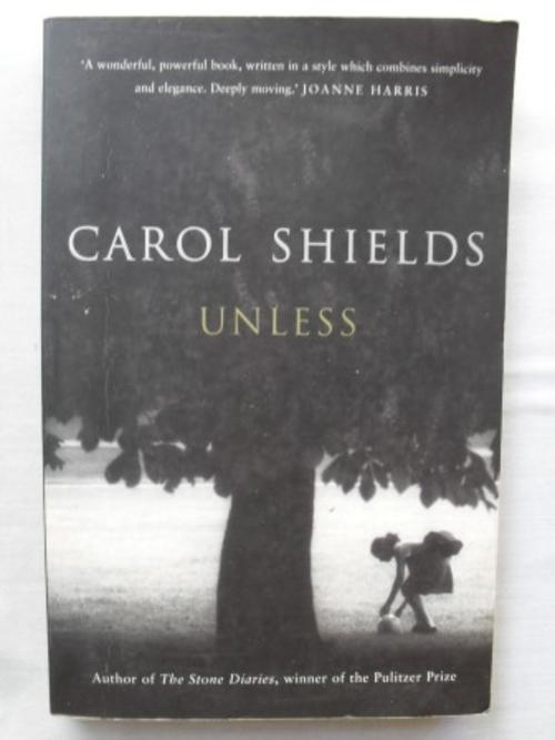 An analysis of the novel unless by carol shield