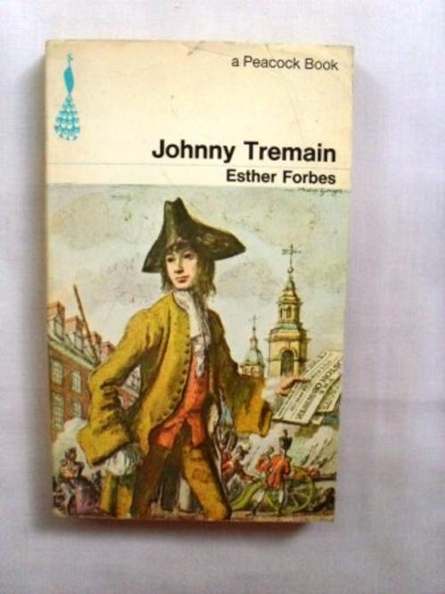 Classic fiction johnny tremain esther forbes was listed for r27 condition an older copy cover has a bit of scuffing binding intact and sound no pages loose or missing fandeluxe Image collections