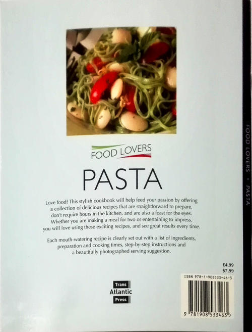 Cooking food wine pasta food lovers recipe book for sale view similar forumfinder Choice Image